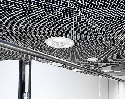 Durlum Ceiling Amp Lighting Metal Ceilings Open Cell