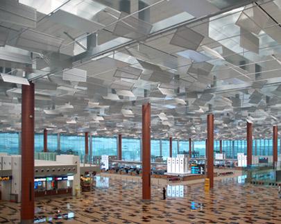 DURLUM   Ceiling U0026 Lighting, Metal Ceilings, Open Cell Ceilings, Expanded Metal  Ceilings, Chilled And Heated Ceilings, Suspended Panels,  Illuminated Surface ...